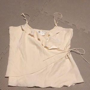 Gap silk camisole M